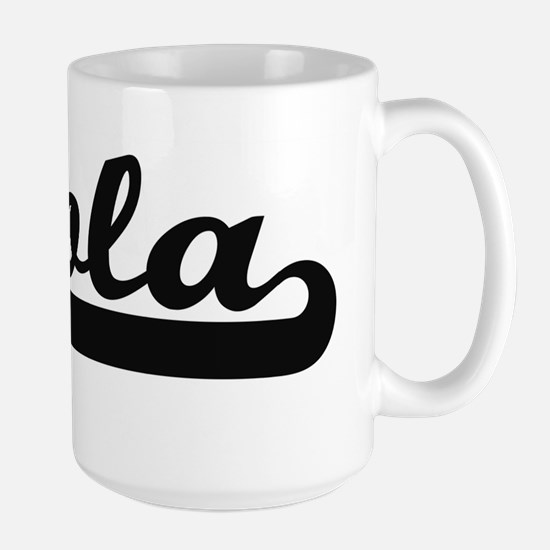 Lola Classic Retro Name Design Mugs