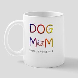 Dog Mom Bag Mug