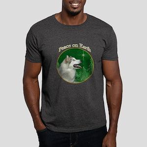 Malamute Peace Dark T-Shirt