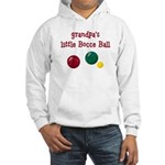 Grandpa's Bocce Hooded Sweatshirt