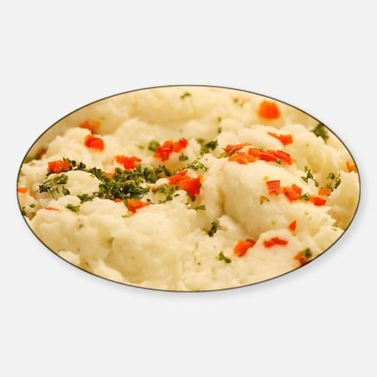 Mashed Potatoe Decal