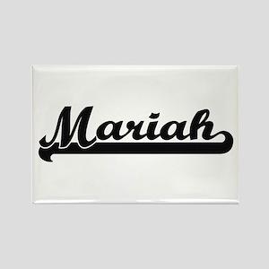 Mariah Classic Retro Name Design Magnets