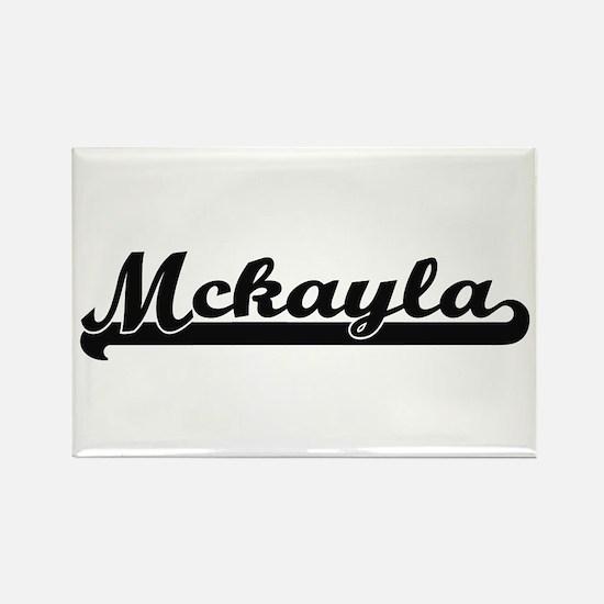 Mckayla Classic Retro Name Design Magnets
