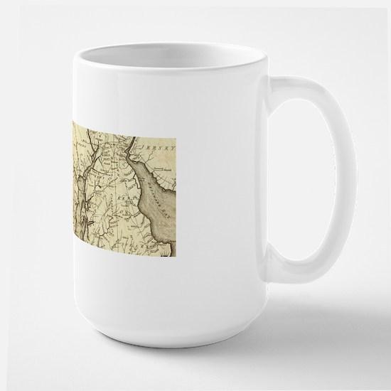 Vintage Map of Maryland (1796) Mugs
