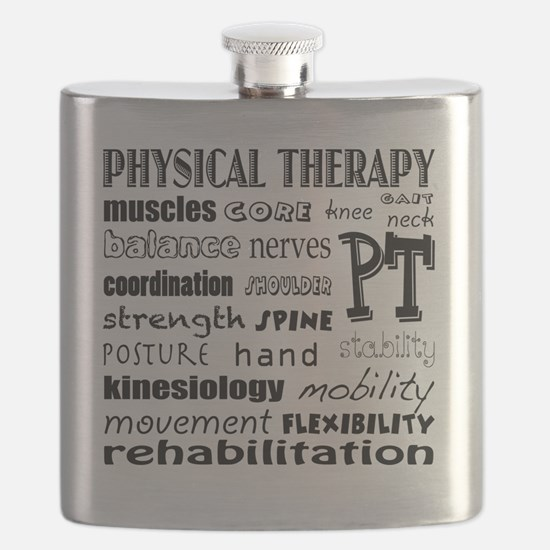 Cute Physical therapy Flask
