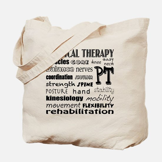 Cool Physical therapist Tote Bag