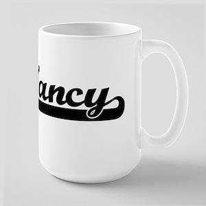 Nancy Classic Retro Name Design Mugs