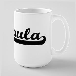Paula Classic Retro Name Design Mugs
