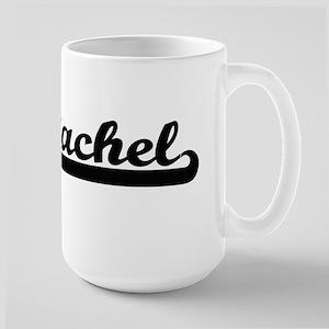 Rachel Classic Retro Name Design Mugs