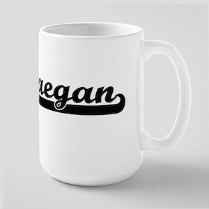 Raegan Classic Retro Name Design Mugs