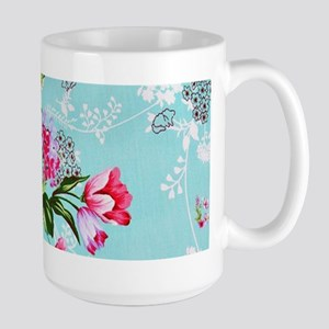 Beautiful Vintage Chic Cottage Roses Mugs