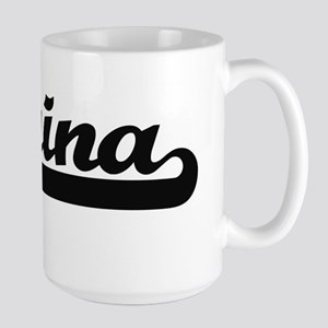 Regina Classic Retro Name Design Mugs