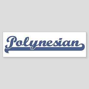 Polynesian (sport) Bumper Sticker