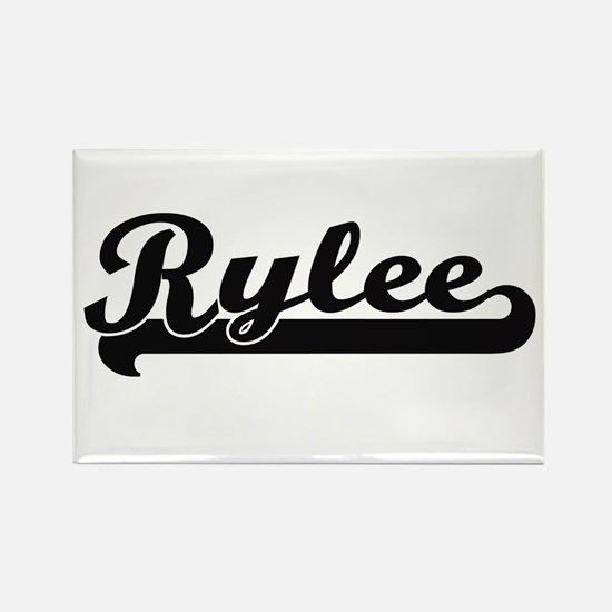 Rylee Classic Retro Name Design Magnets