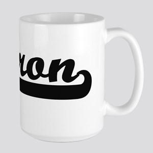 Sharon Classic Retro Name Design Mugs