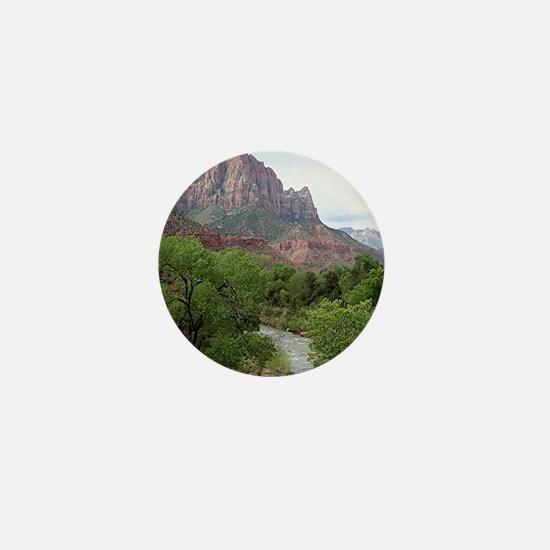 Zion National Park, Utah Mini Button