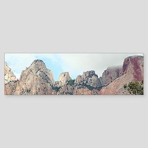 Zion National Park, Utah, USA 5 Bumper Sticker