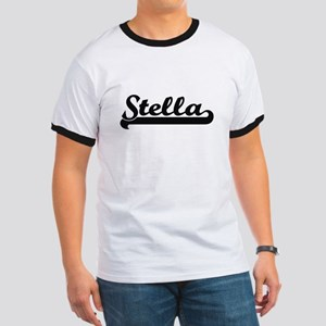 Stella Classic Retro Name Design T-Shirt