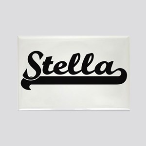 Stella Classic Retro Name Design Magnets