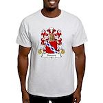 Simard Family Crest Light T-Shirt