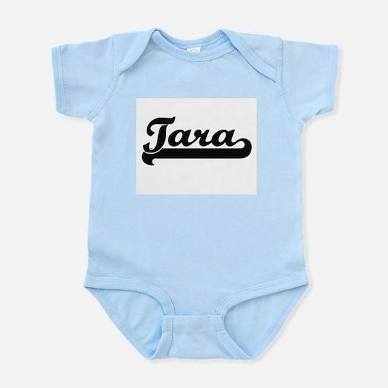 Tara Classic Retro Name Design Body Suit
