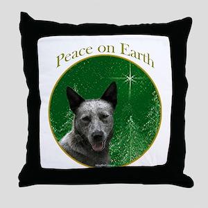 ACD Peace Throw Pillow