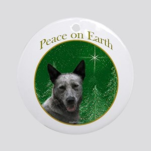 ACD Peace Ornament (Round)