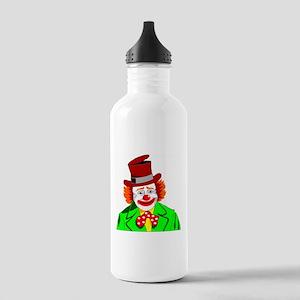 Clown Water Bottle