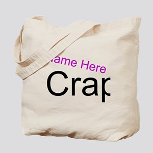 Use Your Name Tote Bag