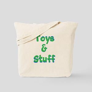 Toys & Stuff Tote Bag