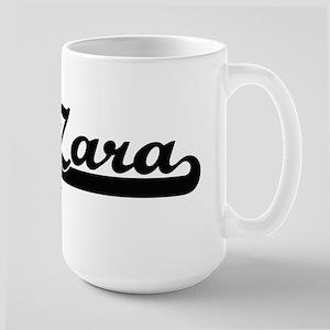 Zara Classic Retro Name Design Mugs