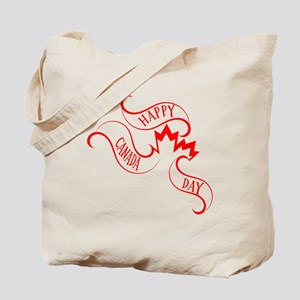 Happy Canada Day Tote Bag