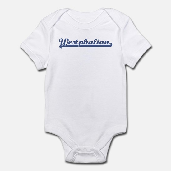 Westphalian (sport) Infant Bodysuit