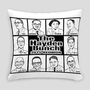 The Hayden Bunch 2015 Reunion Everyday Pillow