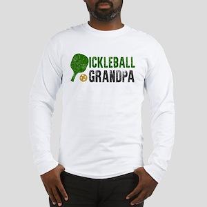 Pickleball Grandpa Long Sleeve T-Shirt