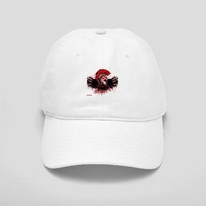 Spartan Life Red Splatter Cap