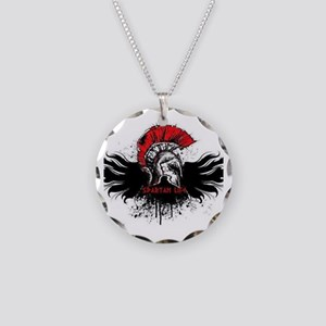 Spartan Life Necklace