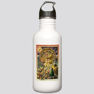Clockwork Universe Clr Water Bottle