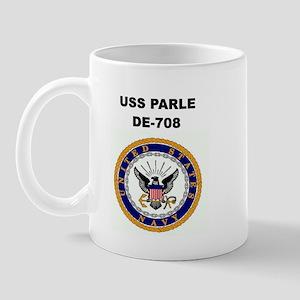USS PARLE Mug