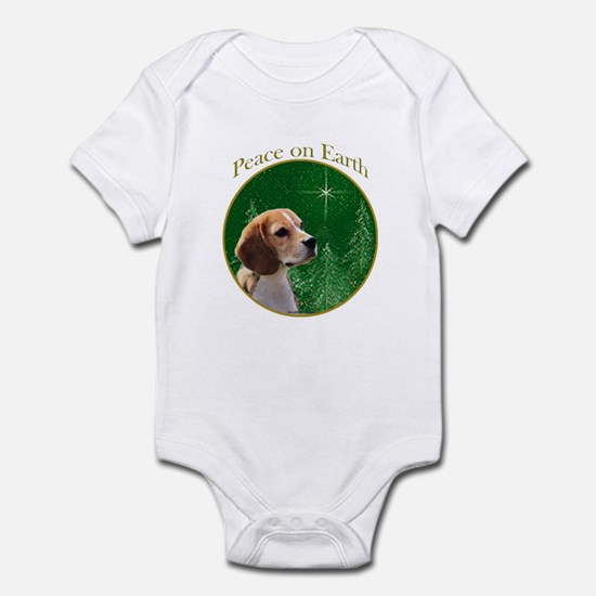 Beagle Peace Infant Bodysuit