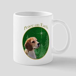 Beagle Peace Mug