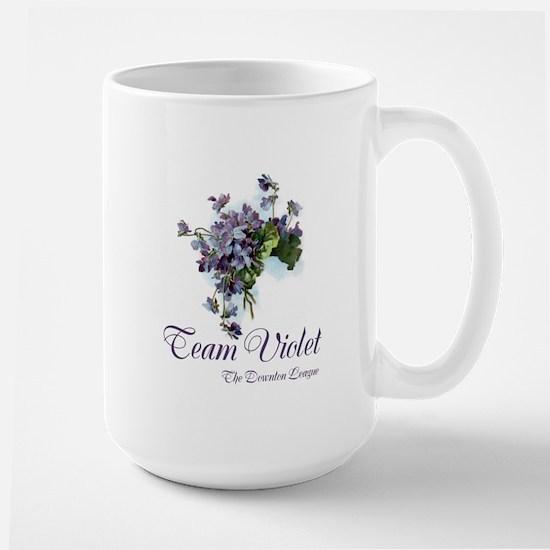 Team Violet Mugs