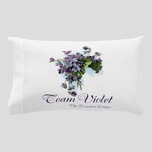 Team Violet Pillow Case