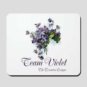 Team Violet Mousepad