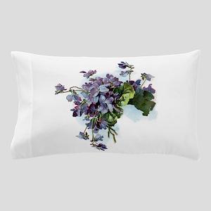 Violets Pillow Case