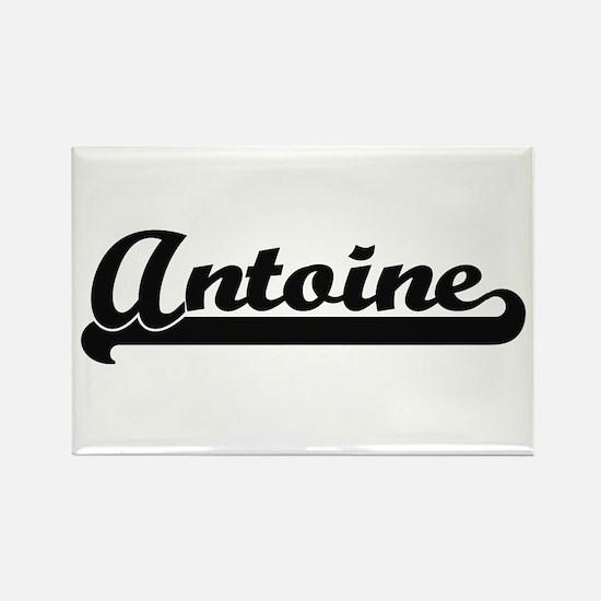Antoine Classic Retro Name Design Magnets