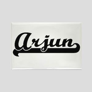 Arjun Classic Retro Name Design Magnets