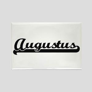 Augustus Classic Retro Name Design Magnets