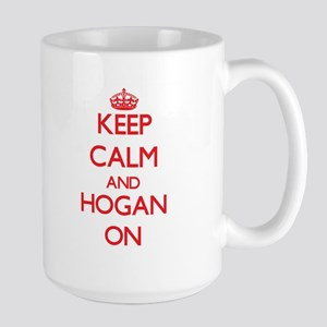 Keep Calm and Hogan ON Mugs