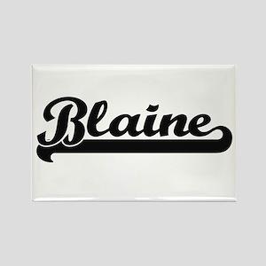 Blaine Classic Retro Name Design Magnets